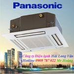 Bảng báo giá máy lạnh âm trần Panasonic - máy lạnh nhập khẩu từ Malaysia